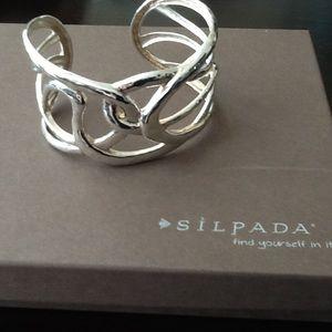 Silpada B2910 Cleopatra Cuff